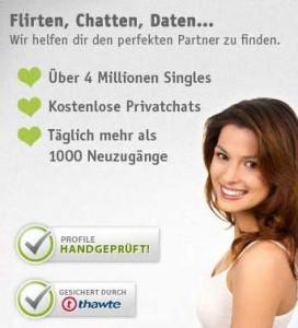 Flirtportal kostenlos für frauen