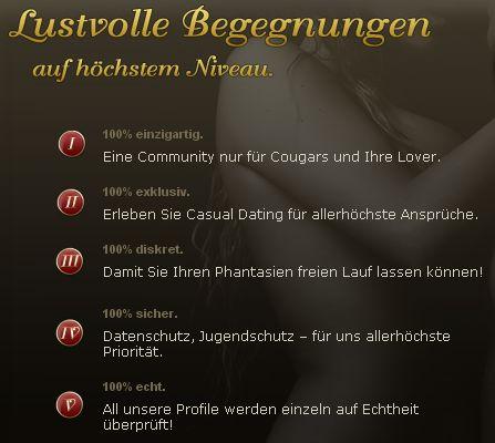 Braunschweig Flirt im Cougarlover-Club!