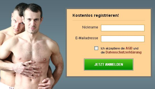 Schwule Gays im Web schnell gefunden